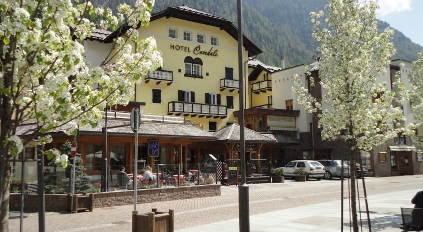 Hotel Cevedale - La struttura