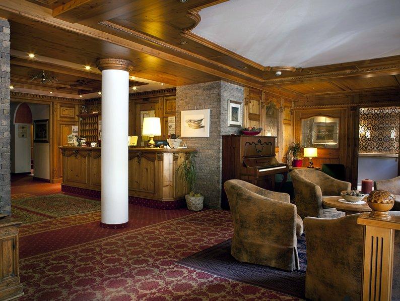 Hotel Cevedale - Interni
