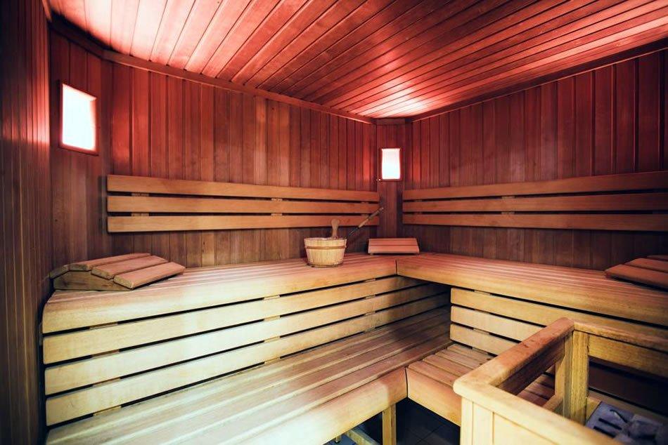 Albergo Dimaro Wellness - Sauna