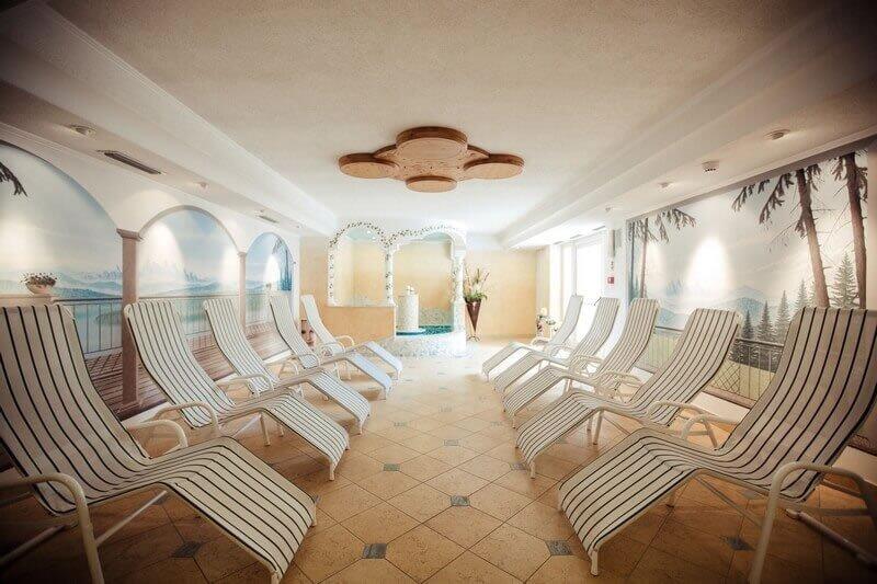 Albergo Dimaro Wellness - Area relax