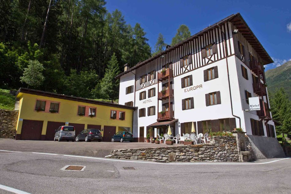 Foto Hotel Europa Pejo Fonti