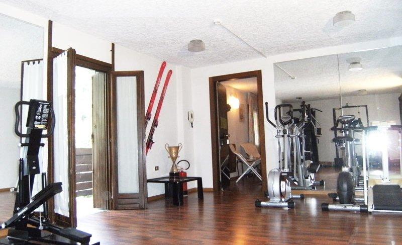 Hotel Gran Baita - Centro Fitness