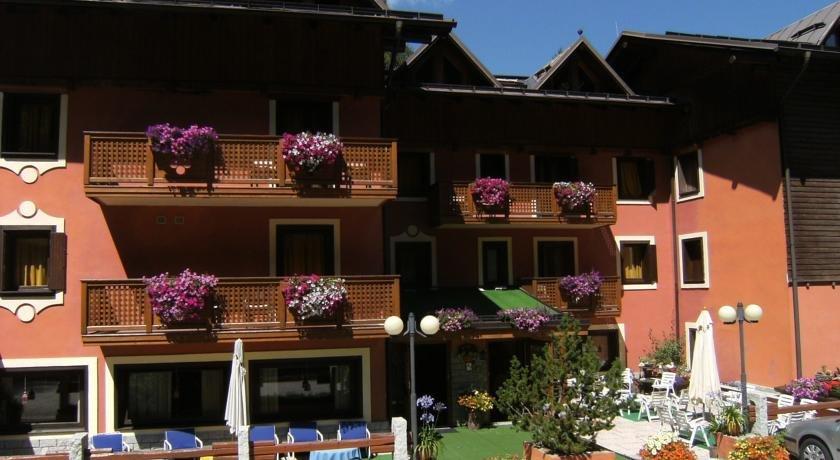 Hotel Gran Baita - La struttura