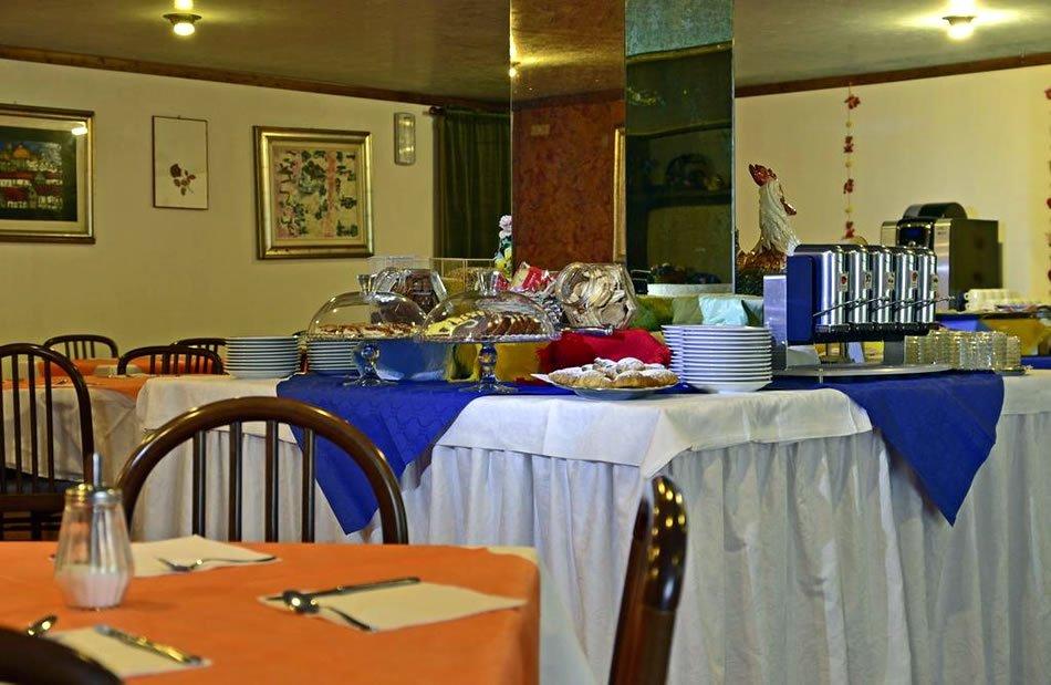 Hotel Gran Baita - Sala Colazione
