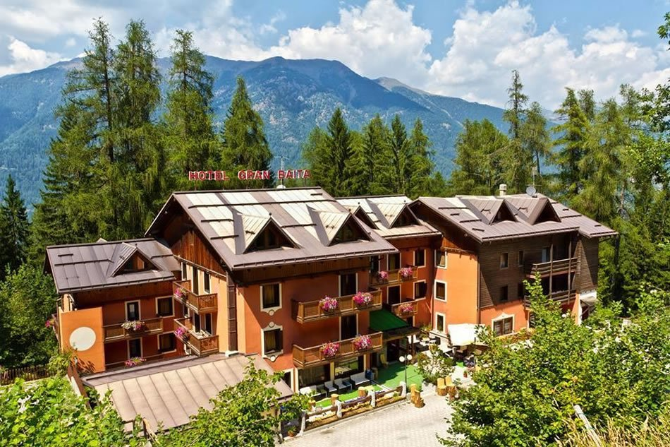 Foto Hotel Gran Baita