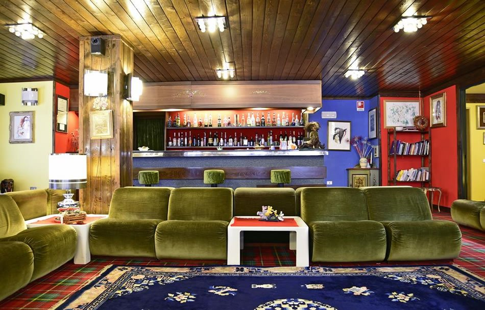 Hotel Gran Baita - Bar