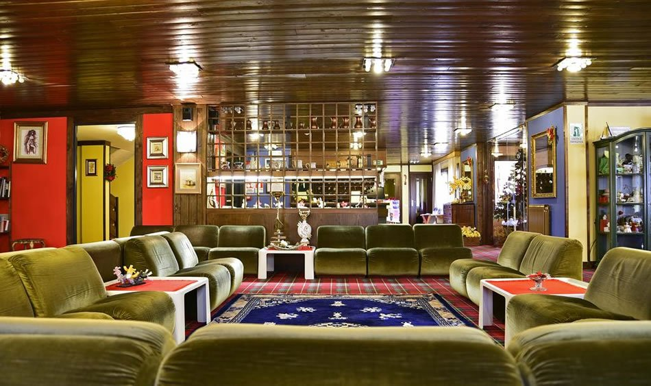 Hotel Gran Baita - Interni