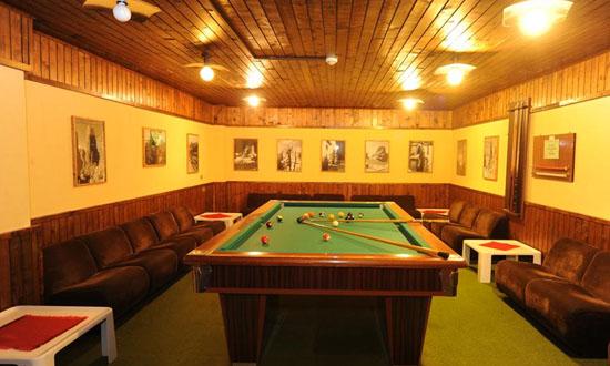 Hotel Gran Baita - Sala Giochi