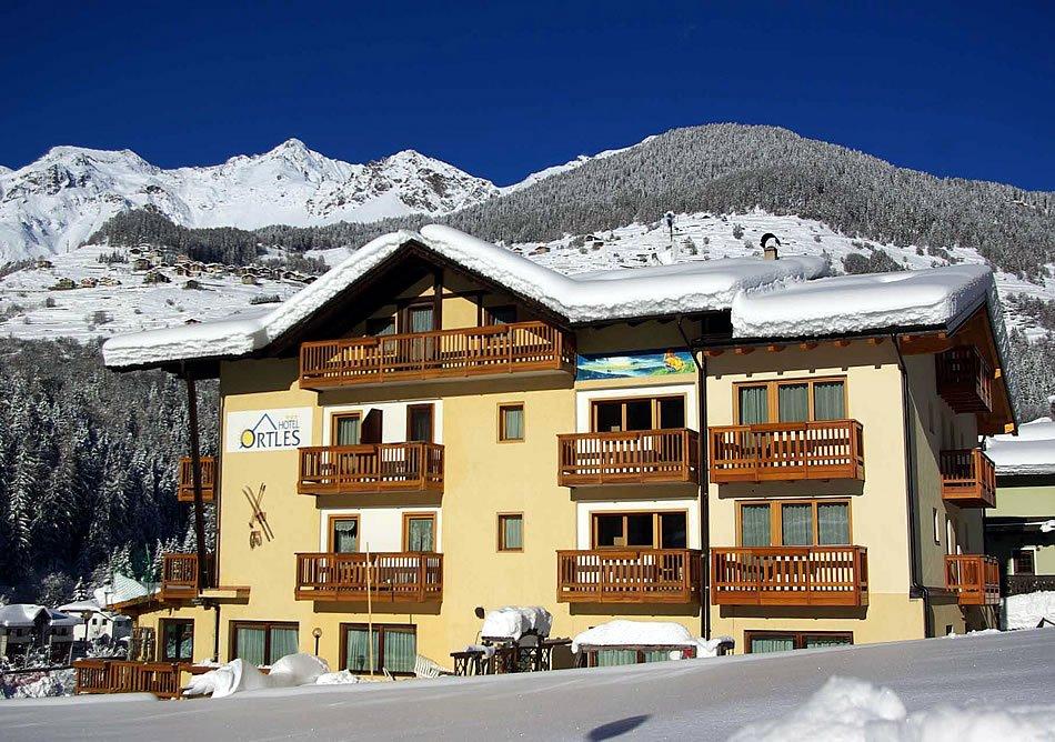 Foto Hotel Ortles