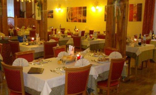 Hotel Pejo - Ristorante
