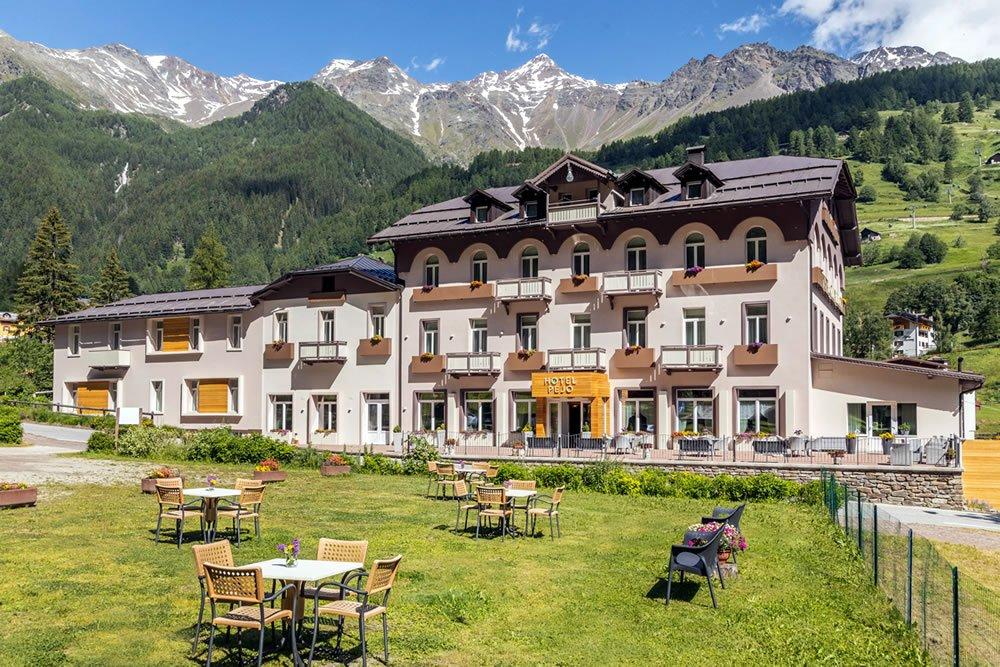 Hotel Pejo Val di Peio