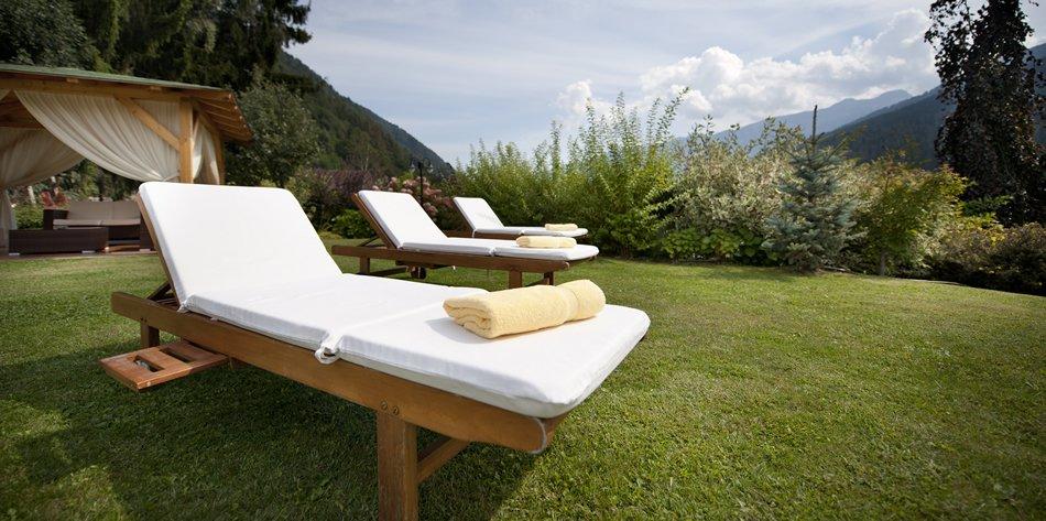 Albergo Salvadori - Area relax