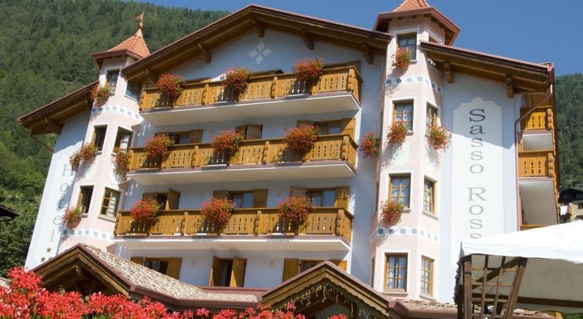 Foto Hotel Sasso Rosso