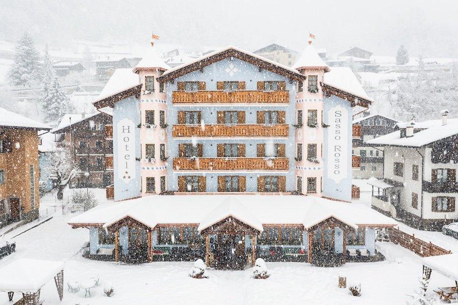 Hotel Sasso Rosso Val di Sole