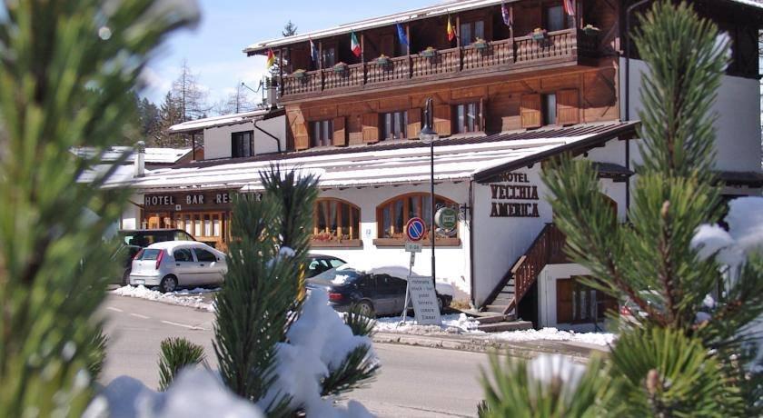 Hotel Vecchia America Val di Sole