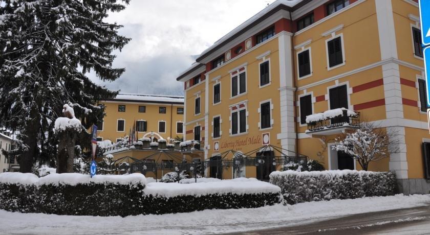 Liberty Hotel Malè - La struttura
