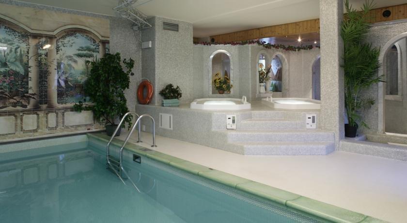 Liberty Hotel Malè - Vasca idromassaggio