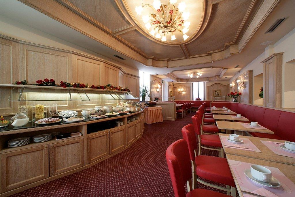 Liberty Hotel Malè - Sala Colazione