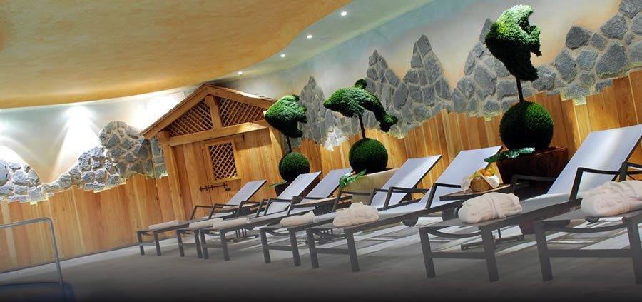 Sport Hotel Rosatti - Area Relax