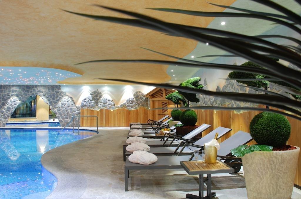 Sport Hotel Rosatti - Piscina Coperta calda