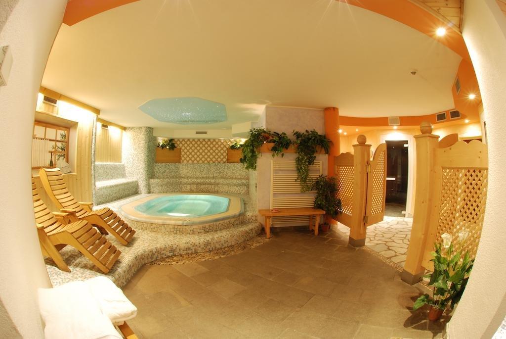 Sport Hotel Rosatti - Vasca idromassaggio