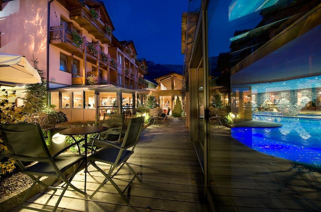 Sport Hotel Rosatti - La struttura