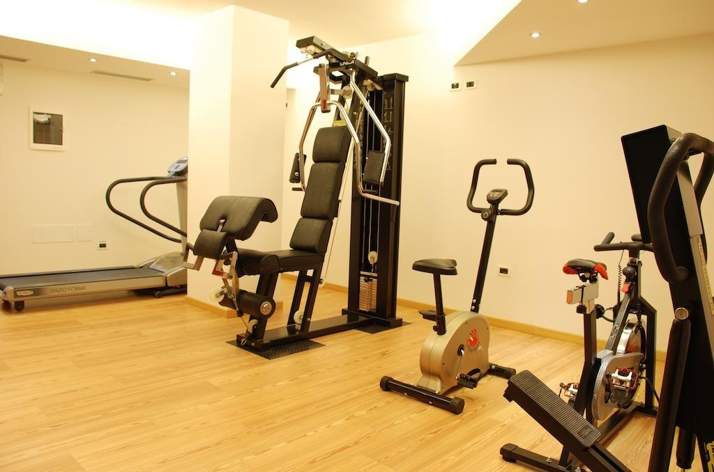 Sport Hotel Rosatti - Palestra